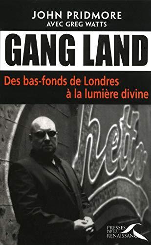 Gangland par John PRIDMORE