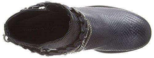 Tosca Blu NITRO, Stivali classici imbottiti a gamba corta donna Nero (Schwarz (C99))