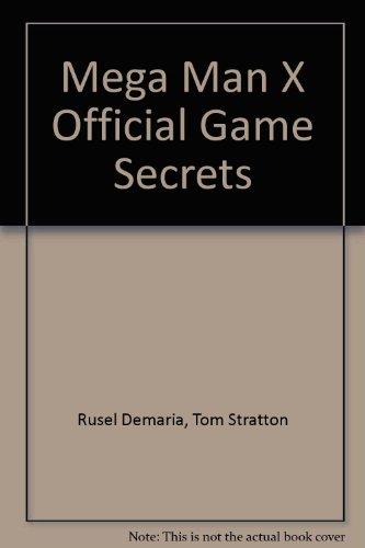 Mega Man Official Game Secrets
