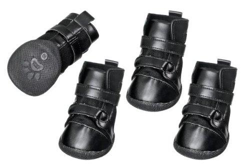 Karlie Xtreme Boots 4-er Set XXL, schwarz
