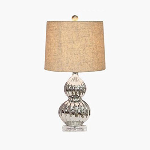 Lampada da tavolo lampada da tavolo in ceramica camera da letto comodino lampada da tavolo soggiorno lampada da tavolo decorativa della moda semplice e creativo lampada in ceramica,
