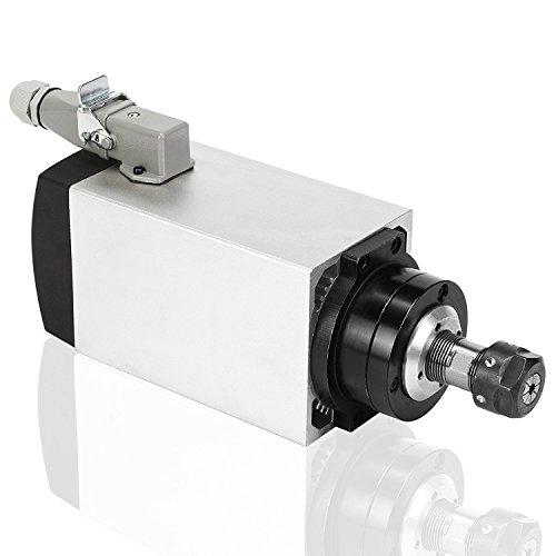 ZauberLu 3,0KW Luftgekühlten Spindelmotor Spindelmotor Für CNC Gravieren Spindel Motor ER20 Air Cooled Spindle Motor -