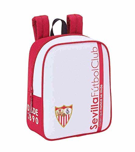 Safta Mochila Sevilla F.C.Oficial Mochila Infantil 220x100x270mm