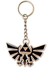 The Legend Of Zelda Schlüsselanhänger - Bird-Logo (emailliertes Metall)