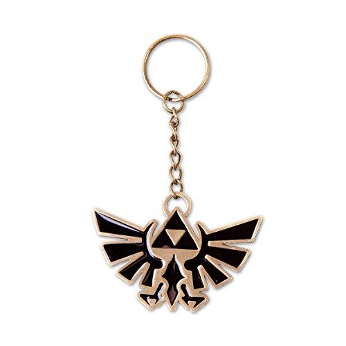 Preisvergleich Produktbild The Legend Of Zelda Schlüsselanhänger - Bird-Logo (emailliertes Metall)