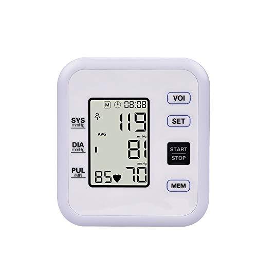 Blutdruck-Monitor, Automatische digitale Oberarme BP Cuff-Fast Systolic & Diastolische Lesungen, Messwaffenzirkulation 8,66 In~12.59 In Sphygmomanometer