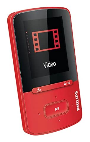 Philips Gogear VIBE SA4VBE04RF Portable Media Player ( MP3 Playback