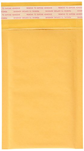 ecoswift 100Größe # 00004x 6Kleine Kraft Bubble Versandtaschen selbstdichtender Bulk Gepolsterte Versand Supplies Verpackung Materialien Briefumschläge Staubbeutel 10,2x 15,2cm (Umschläge 4x6 Gepolsterte)