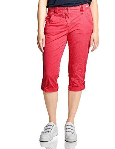 Cecil Damen 372094 New York Hose, neo Coralline red, W30(Herstellergröße:30) -