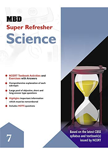 MBD SUPER REFRESHER SOCIAL SCIENCE - VII (CBSE) (E) (English Edition)