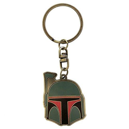 Star Wars - Metall Schlüsselanhänger - Boba Fett - Episode 5 (Rebels Wars Star Boba Fett)