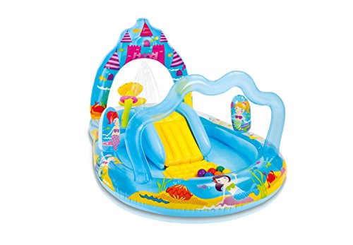 Intex 57139NP Mermaid Kingdom Play Center