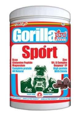 Zoom IMG-3 naturveg gorilla sport 1 kg