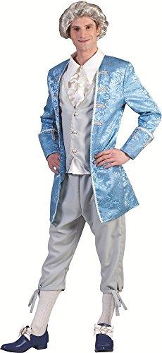 Rokoko Monsieur Louis Gr. 52 54 - Historisches Barock Herren Kostüm für Fasching oder Karneval