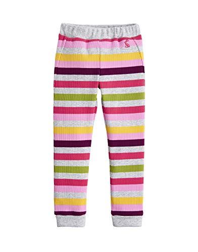 Tom Joule Joules Rib Leggings - Graue Marl Multi Streifen - 4 Years - 104 cm Infant Baby Rib Legging
