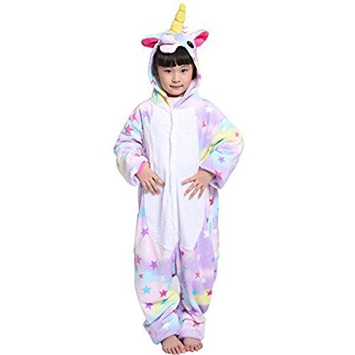 ma Kinder Tier Karton Kostüm für Mädchen Jungen (Star, S(Geeignet für 88cm-102cm Höhe)) (Karton Star Kostüm)