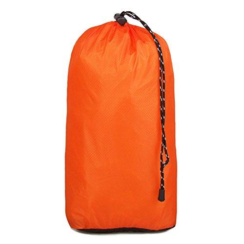 HSL ultraleicht - dry - Tasche, die lagerung Tasche fur reisen, kajak fahren, segeln, orange, xl