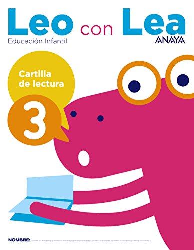 Leo con Lea Cartilla de lectura 3