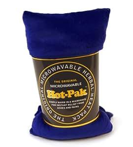 Hot-Pak Lavender Scented Heat Pack (VELVET BLUE)
