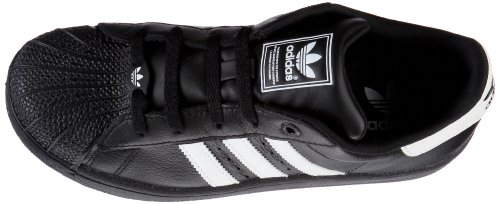adidas Originals SUPERSTAR 2 K G04531 Unisex-Kinder Sneaker black-white-black