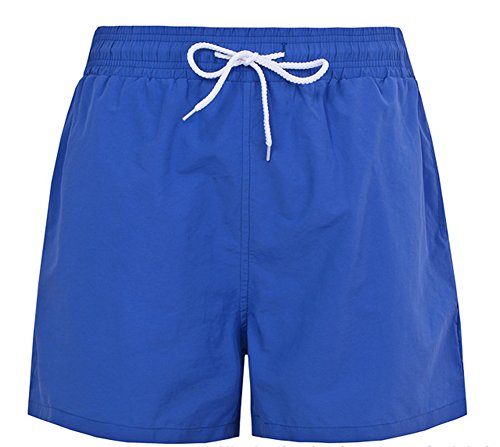 Promstar Herren Badeshorts Beachshorts Boardshorts Swimmingshorts Sommer shorts Marine