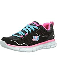 Skechers Girls Synergy - Alister Lace-Up Flats