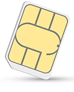 Three Pay As You Go 1GB Nano Data SIM for 3G Devices