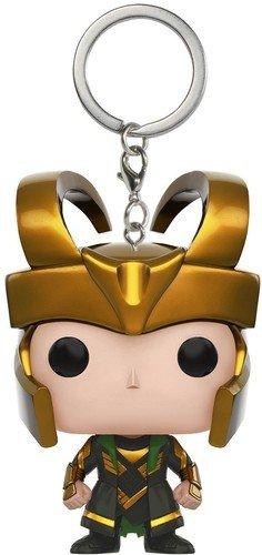 Pocket POP! Keychain - Marvel: Loki
