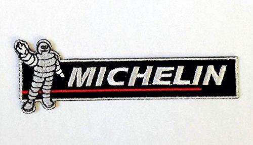 Michelin pneumatici marca logo giacca ricamato patch Rock Band iron-on/sew-on patch ricamato