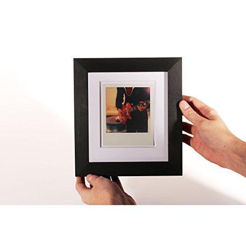 "Polaroid Rahmen mit Passepartout ""Klassik"" - verglast - für Polaroid 600 und SX-70"