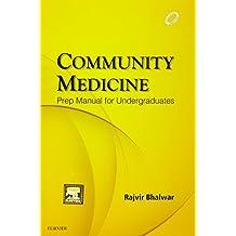 Community Medicine: Prep Manual for Undergraduates