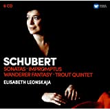 Schubert: Piano Works (Coffret 6 CD)
