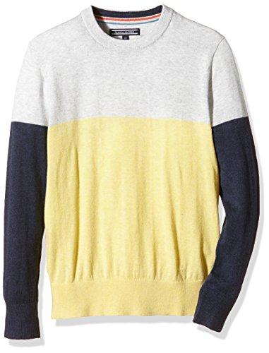 Tommy-Hilfiger-Flag-Cn-Sweater-LS-Jersi-para-Nios