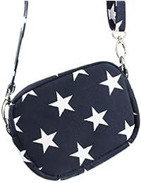 Dark Blue : Culater®Women Bags Mini Small Messenger Cross Body Handbag Shoulder Bag Purse (Dark Blue)