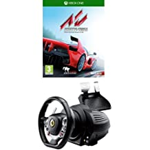 Assetto Corsa + Thrustmaster TX Racing Wheel Ferrari 458 Italia Edition - Xbox One