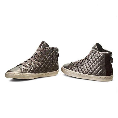 Sport scarpe per le donne, colore Borgogna , marca GEOX, modello Sport Scarpe Per Le Donne GEOX D NEW CLUB Borgogna Bordeaux