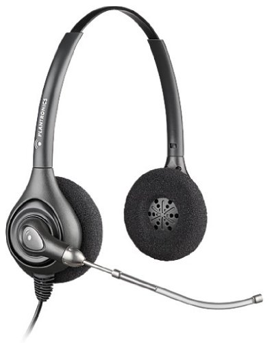 HW261 SupraPlus Wideband Binaural Headset (With Voice Tube) Headset Voice Tube