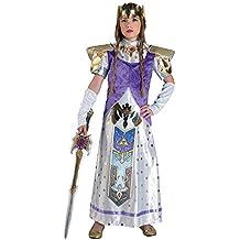 chiber Disfraces Disfraz de Princesa Zelda para Niña (Talla ...