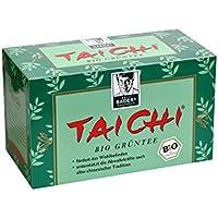 BADERs Tai Chi Bio Grüntee. Aus kontrolliert ökologischem Anbau. Maxipack 2 x 20 Btl. Pharmazentralnummer: 01436805