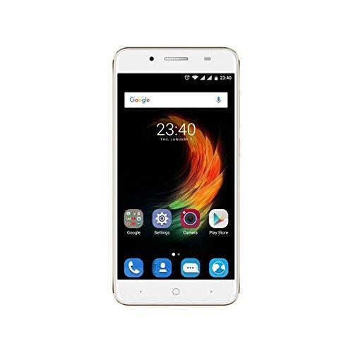 """ZTE Blade A610 Plus - Smartphone libre 5.5"""" 1080 x 1920 px 5.5"""" 401 ppi 8x Core 1.5 GHz 4GB RAM 32GB de almacenamiento"""