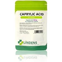 Lindens - ‡cido capr'lico 500 mg C‡psula - 60 Pack