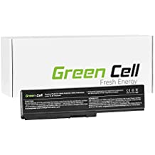Green Cell® Standard Serie Batería para Toshiba Satellite L755-18T Ordenador (6 Celdas 4400mAh 10.8V Negro)