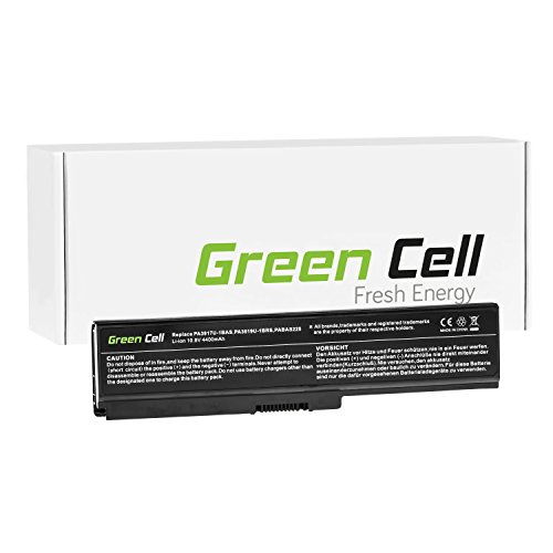 Green Cell® Notebook Batteria per Portatile Toshiba Satellite Pro L650-1L6 (4400mAh)