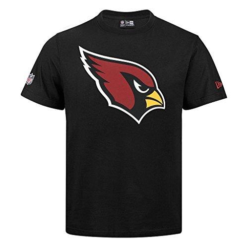 "New Era \""NFL Team Logo Arizona Cardinals\"" T-Shirt - black - XL"