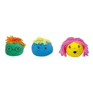 Balles anti-stress smile - GOKI - 62942