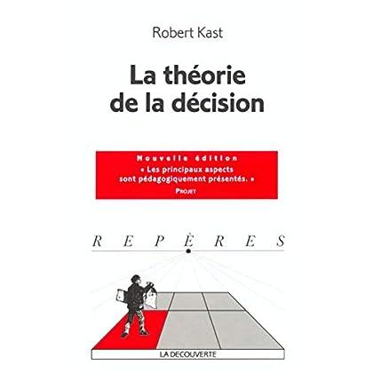 La théorie de la décision