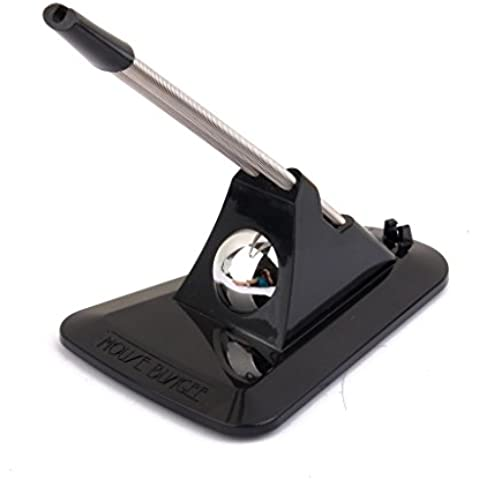 Water & Mouse-Mouse per Bungee Cord Management Supporto di fissaggio, colore: Nero - Nero Bungee Cords