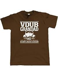 Vectorbomb, Vdub Grand-père Type 1 T Shirt (Du S au 5XL)