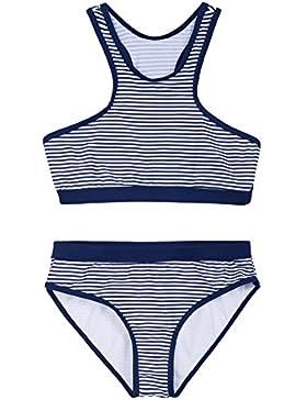 La-V Mädchen Bikini Zweiteilig Sport
