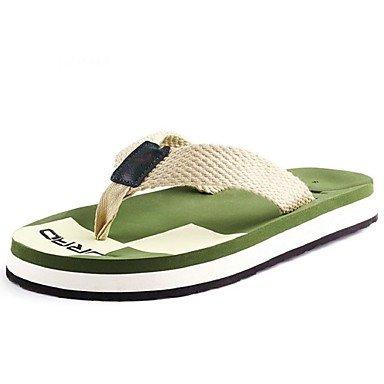 pantofole Infradito da uomo Pantofole & amp;Infradito Estate Comfort Synthetic piano casuale Lui sandali US7 / EU39 / UK6 / CN39